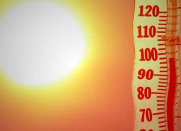 أرتفاع درجات الحرارة يسبب الكثير من المتاعب الصحية