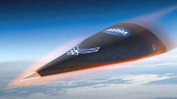 فالكون HTV-2 أسرع طائرة في العالم