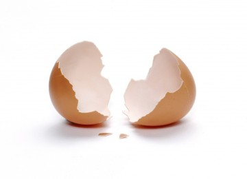 فوائد قشر البيض لا يمكن تخيلها