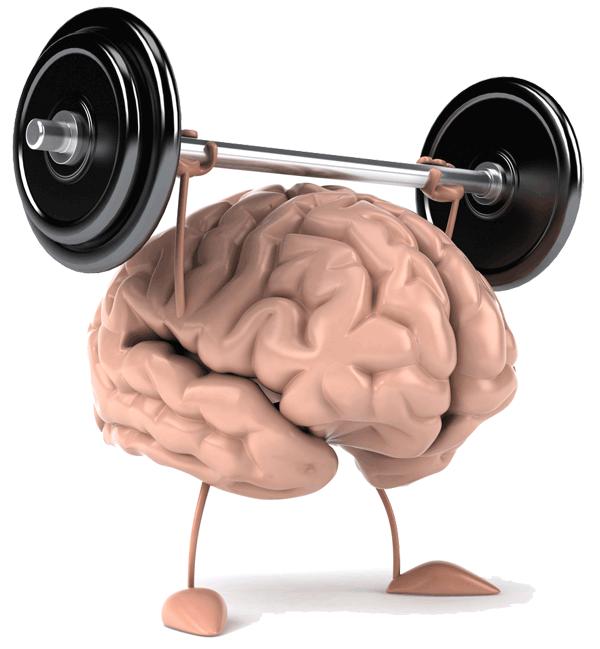 يمكنك تحسين قدراتك العقلية عبر القيام ببعض التمارين والعادات